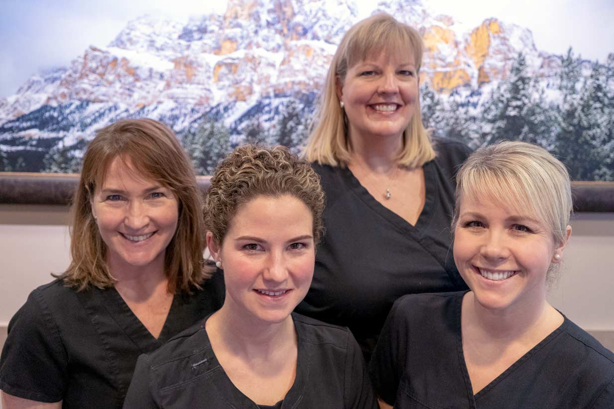 Cochrane Dental Centre Dental Assistants