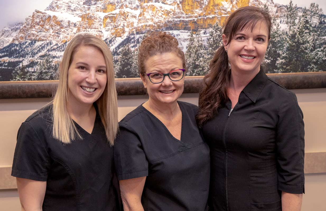 Cochrane Dental Centre Hygienists