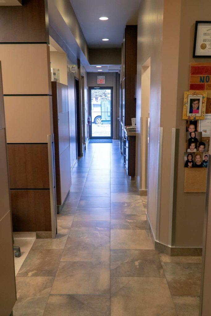 Main Hallway Entrance