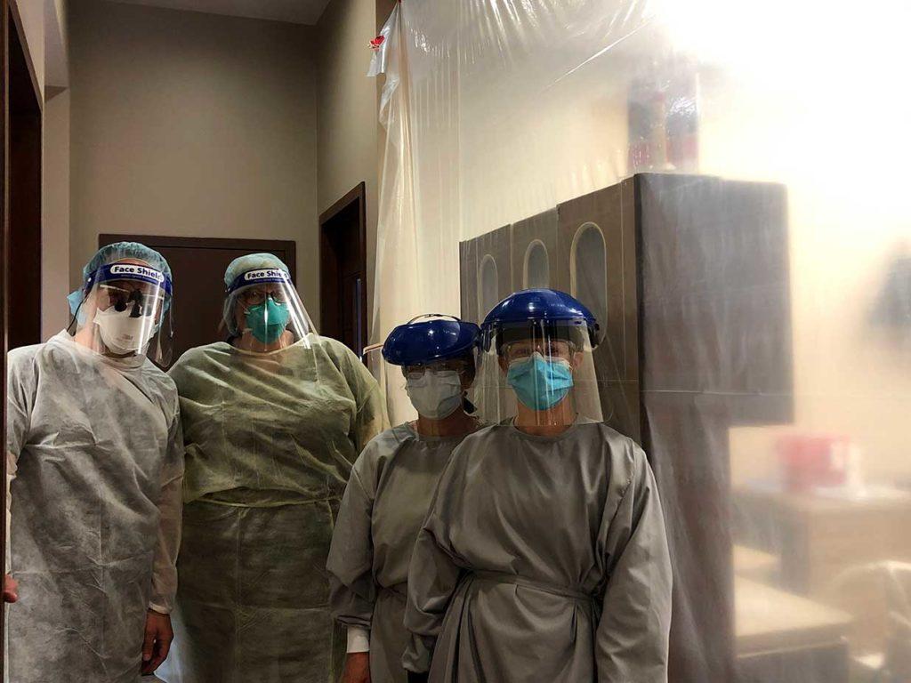 Cochrane Dental Centre | COVID-19 Preparedness