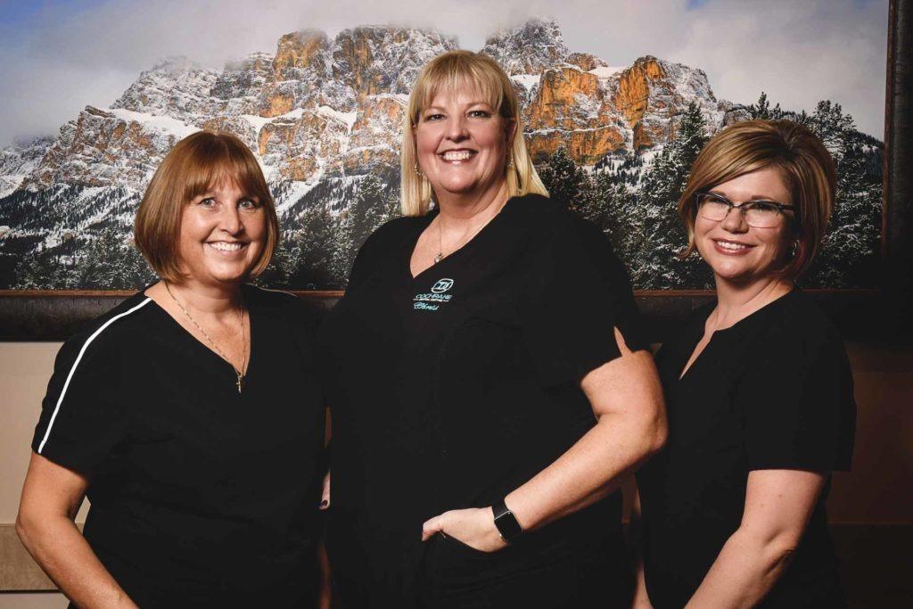 Administration Team   Cochrane Dental Centre